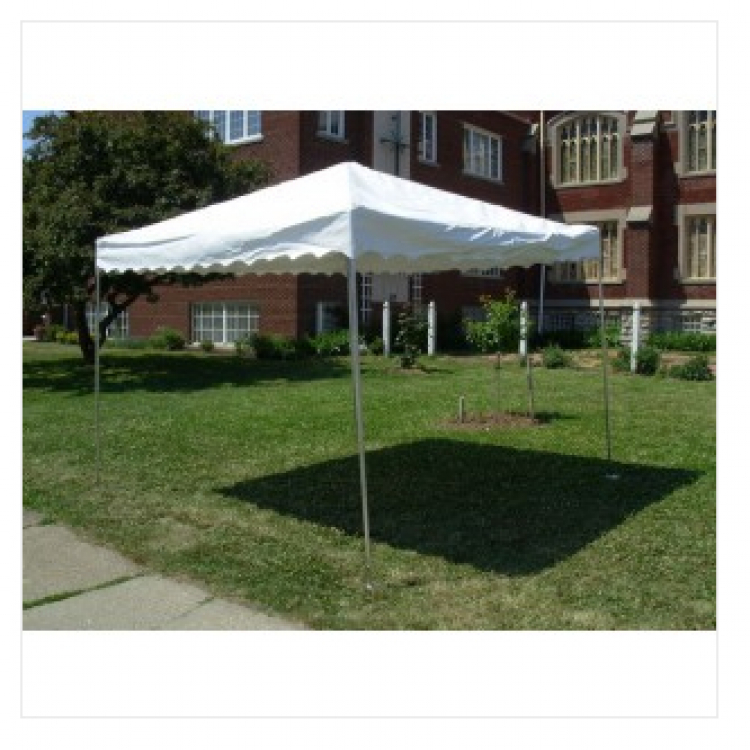 Tent - 10x10 White Low Peak