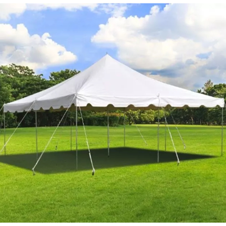 Tent - 15x15 White Low Peak