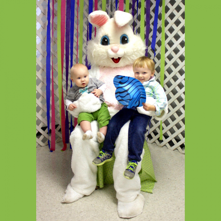 Easter Bunny per hour